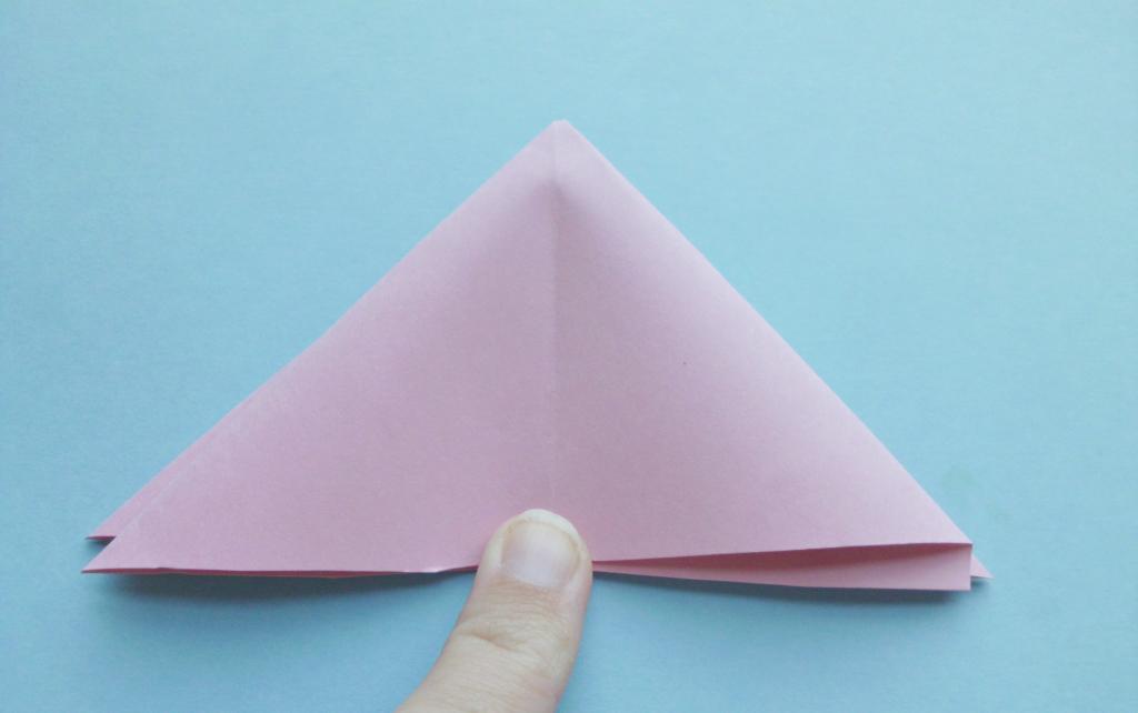 Origami Butterfly Step 4c Woo Jr Kids Activities