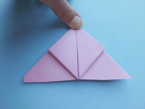 HOW TO MAKE AN EASY ORIGAMI BUTTERFLY. — Gathering Beauty | 225x300