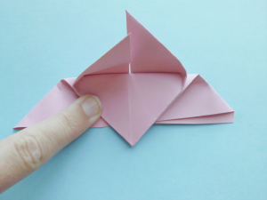 Origami Butterfly - Step 6
