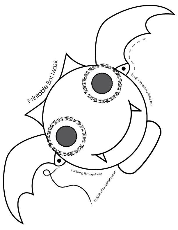 Free Printable Dog Mask: Woo! Jr. Kids Activities