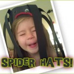 Cute and Easy Spider Halloween Headband Craft