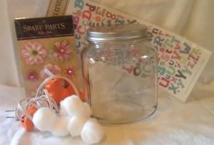 Reward Jar Craft Supplies