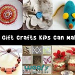 12 Days of Gifts Kids Can Make