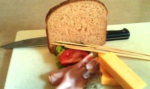 Yummy and fun lunch idea for kids