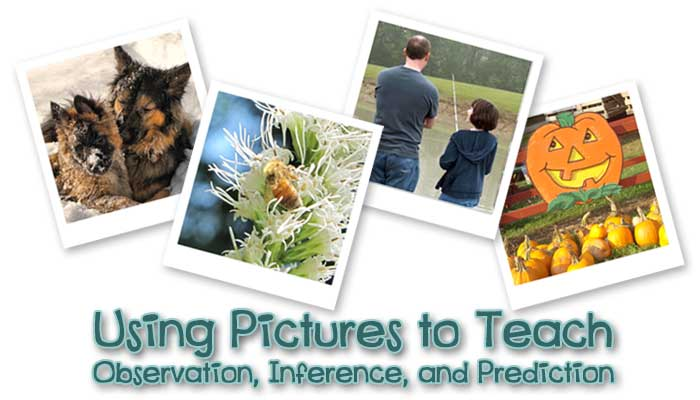Using Pictures to Teach Observation, Inference, and Prediction to Develop Critical Thinkers