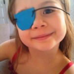 Quick Craft:  How to Make a Pirate Eye Patch from Craft Foam