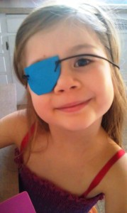 Pirate Eye Patch Craft Project
