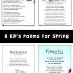 Spring Kids Poems
