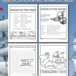 Columbus Day Worksheets and Coloring Pages for Kids