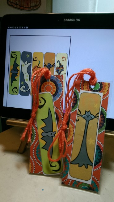Easy Bookmark Craft for Kids