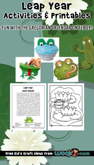 Leap Year Activities and Printables