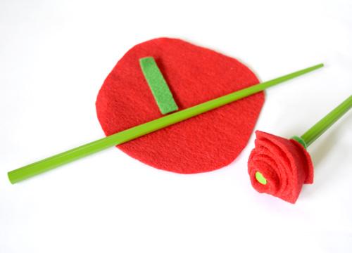 Felt Flower Kids Craft Materials