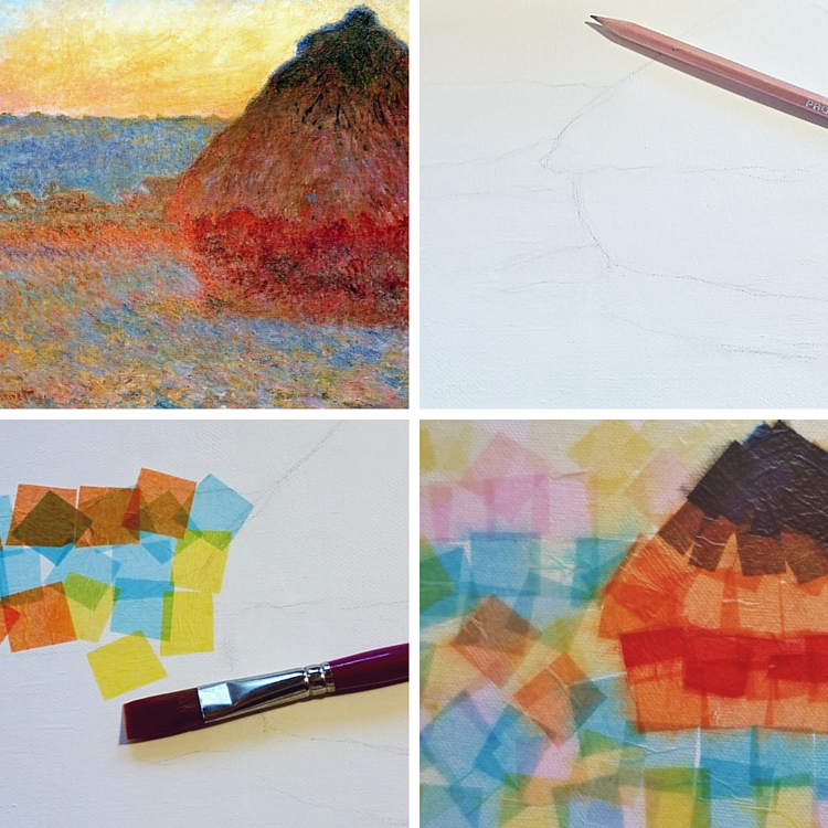 Monet Step-by-Step