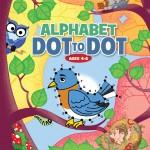 Printable Alphabet Dot to Dot Worksheets