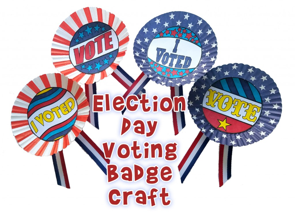 Election Day Kids Craft
