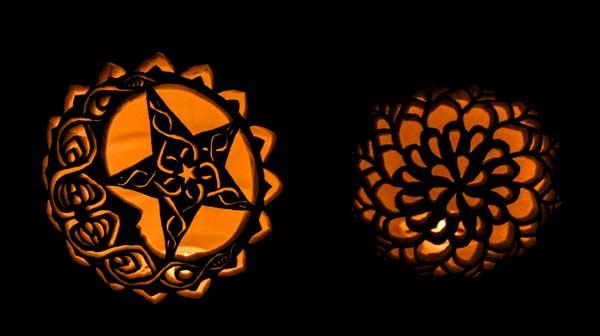 Very Beautiful Halloween Pumpkins