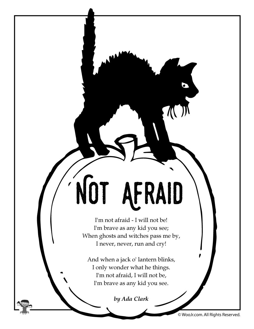 not afraid by ada clark