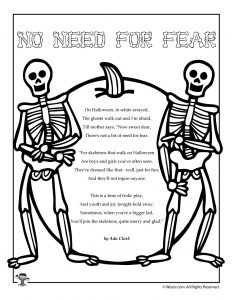 No Need for Fear by Ada Clark