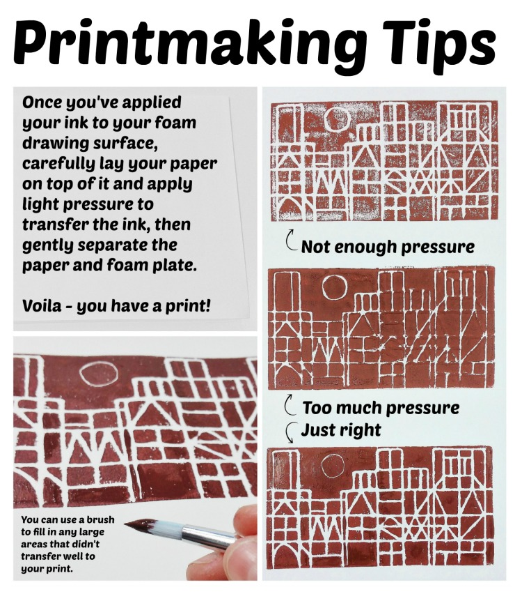printmaking-tips
