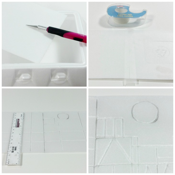 styrofoam-drawing