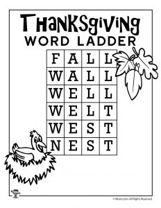Fall - Nest Answer Key