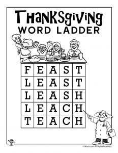 Feast - Teach Answer Key