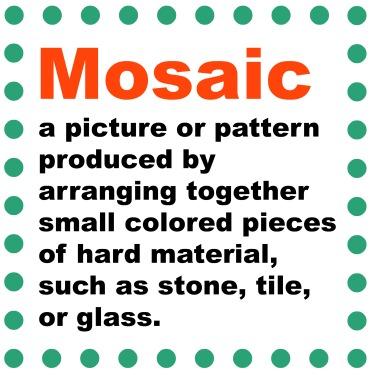 mosaic-definition