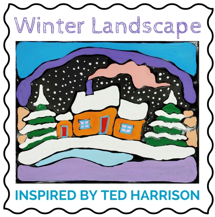 ted-harrison-winter-landscape