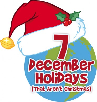 7 December Holidays That Aren't Christmas