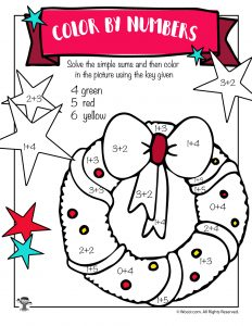 Coloring Worksheets for 2nd Grade Shoot Christmas Coloring Pages ... | 300x232