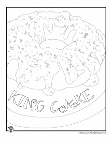Mardi Gras Printable Coloring Pages Woo Jr Kids Activities