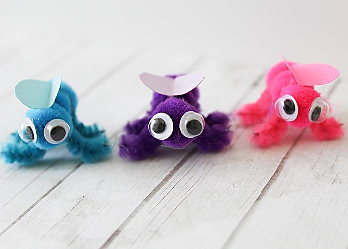 Mini Love Bugs Craft 10