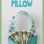 Easy Felt Tooth Fairy Pillow Tutorial