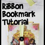 Ribbon Bookmark Tutorial