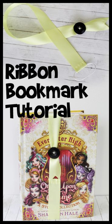 Ribbon Bookmark Tutorial