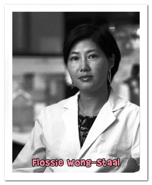 Flossie Wong-Staal