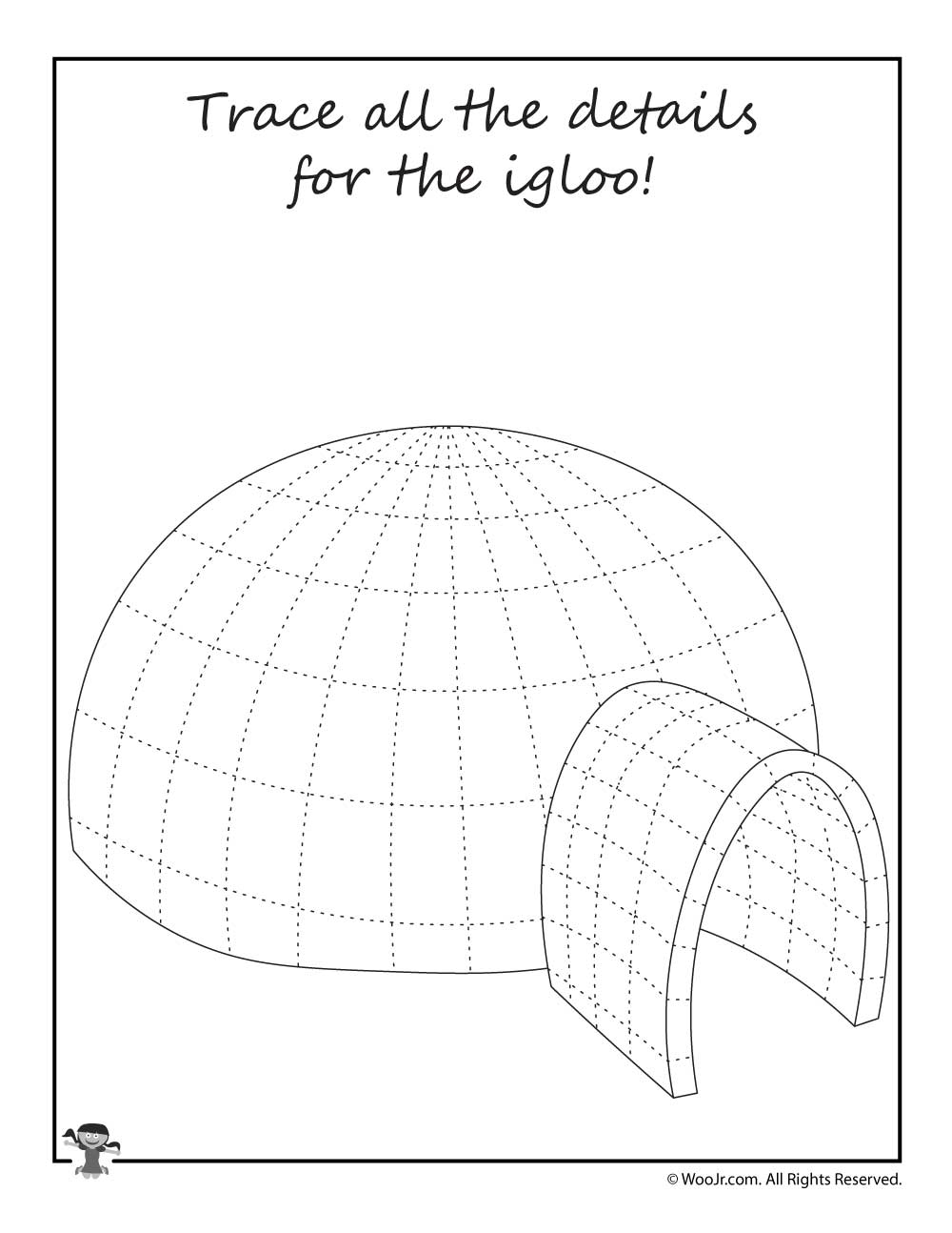 igloo-simplified Valentine S Day Letter Writing Template on english class, 2nd grade, for first grade, second grade, for kids pdf,