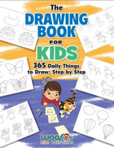 The Drawing Book for Kids - Amazon top #100!