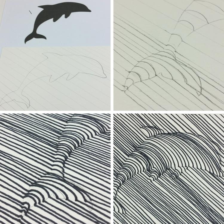 Printable Worksheets op art worksheets : Op Art For Kids: Inspired By Victor Vasarely - Woo! Jr. Kids ...