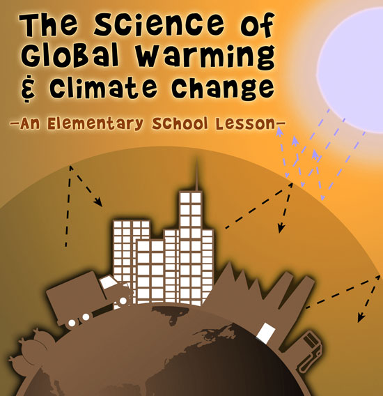 The Science of Global Warming & Climate Change - An Elementary School Lesson