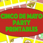 Cinco De Mayo Party Printables