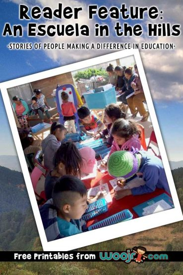 Reader Feature: An Escuela in the Hills