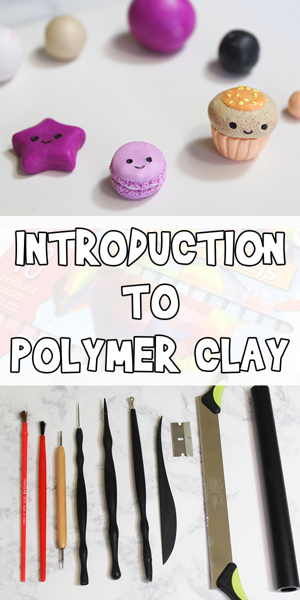 Introduction To Polymer Clay For Kids Woo Jr Kids Activities