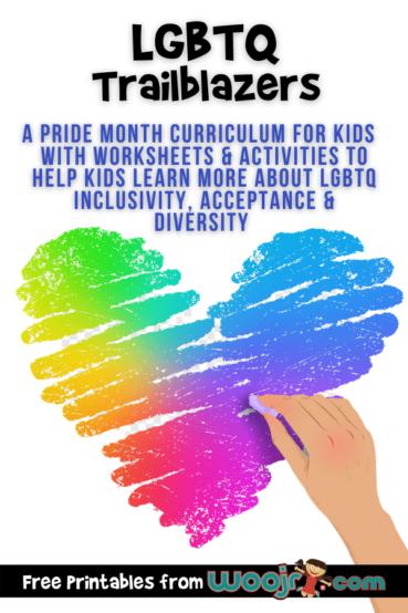 LGBTQ Trailblazers: A Pride Month Curriculum for Kids
