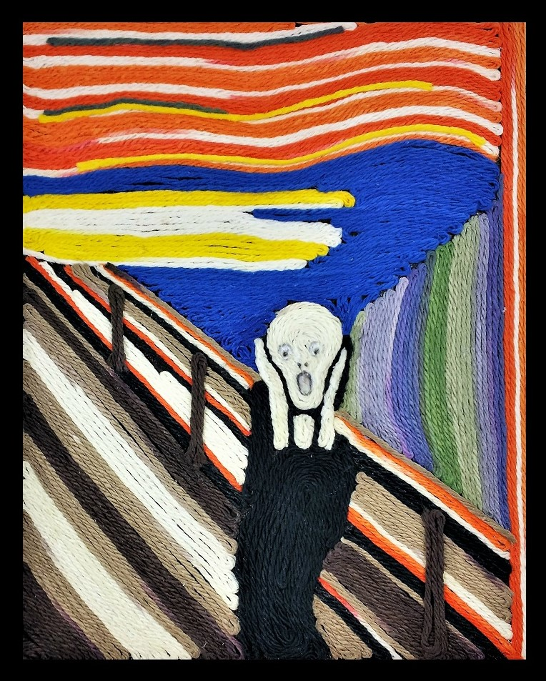 "the scream of nature essay ""scream"" is self-deconstructing it's like one of thosecans that heats its own soup wes craven's ""scream"" violates one of the oldest rules in moviehistory: it's about characters who go to the movies."