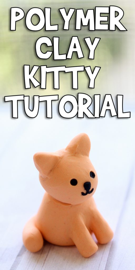 Polymer Clay Kitty Tutorial