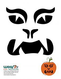 Fanged Pumpkin