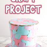 Crazy Hat Craft Project