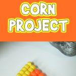 Pony Bead Candy Corn Project