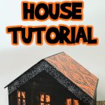 Vintage Haunted House Tutorial